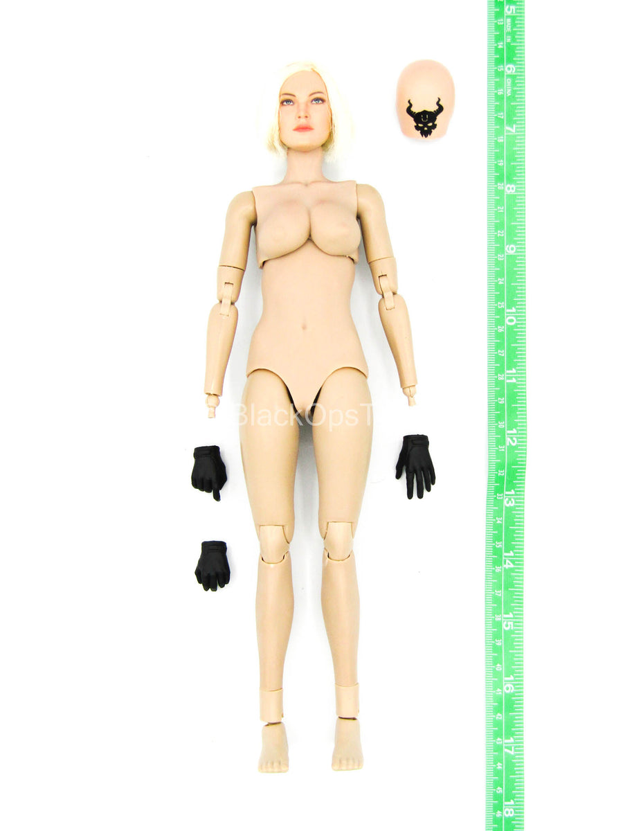 End War - Umir - Female Base Body w/Head Sculpt