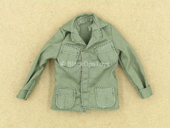 1/12 - Vietnam - US Infantry - OD Green Coat