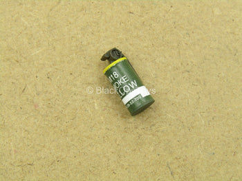 1/12 - Vietnam - US Infantry - Yellow M18 Smoke Grenade