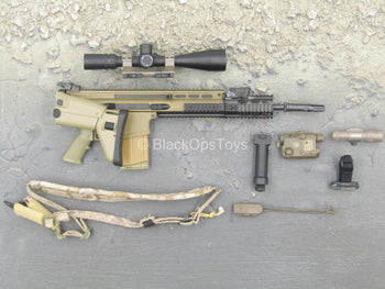 US Seal Team 3 Horsemen - FN MK17 MOD0 7.62 Rifle Set