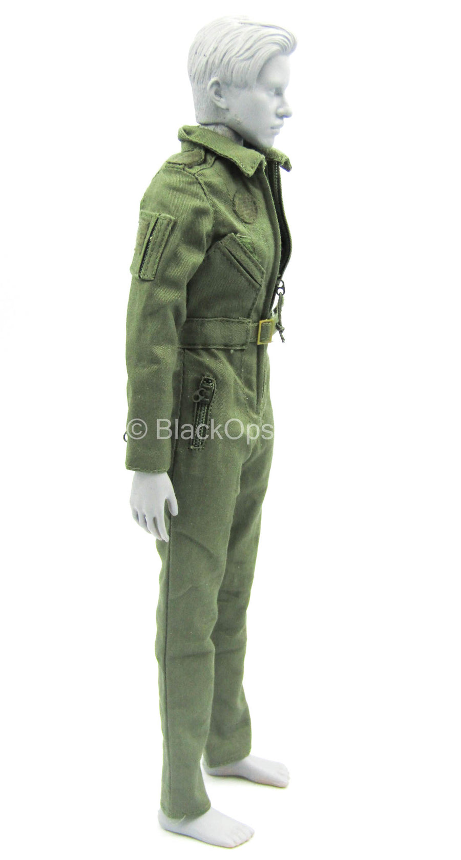 Chinese PLA Air Force Female Aviator - Full Body Flight Suit