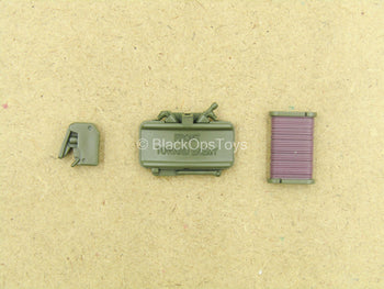 1/12 - Vietnam - US Infantry - M18 Claymore Mine Set