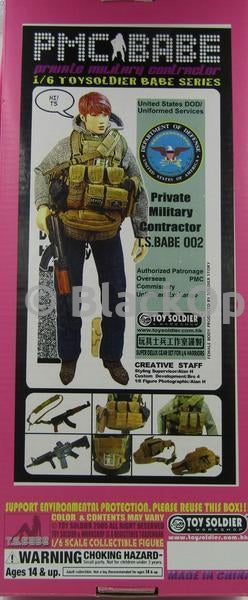 PMC Babe - Communication Radio and Pouch