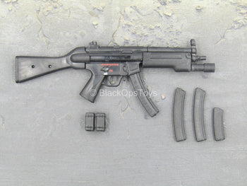 Armed Forces - HK MP5 w/Tac Light & Fixed Stock