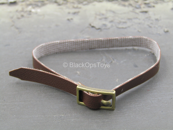 Custom - Indiana Jones - Brown Leather Like Belt