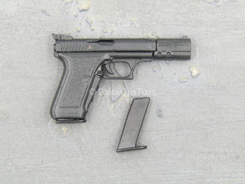 Armed Forces - HK P7 Pistol w/Suppressor