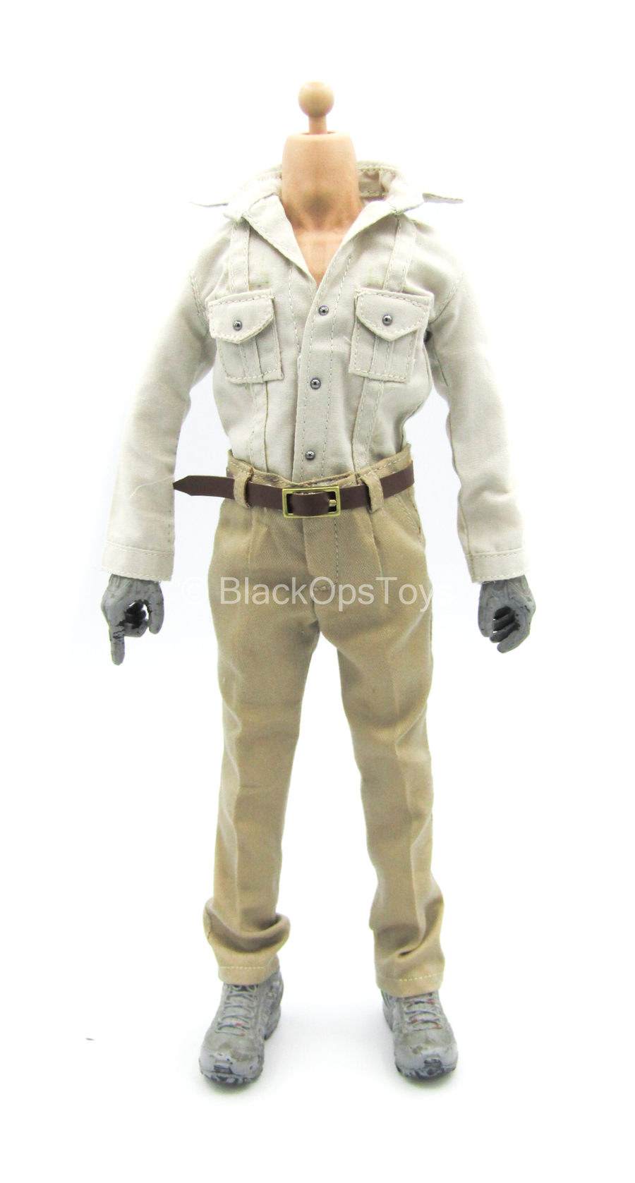 Custom - Indiana Jones - Uniform Set