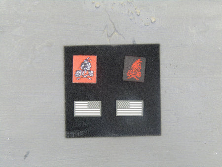 SMU Rescue Team Tandem Halo - Patch Set (A)