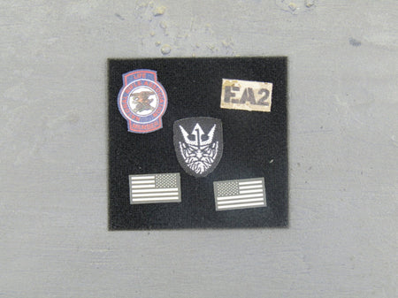 SMU Rescue Team Tandem Halo - Patch Set (B)