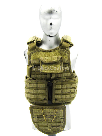 Iraq SOF - SAW Gunner - Tan RAV Assault Vest