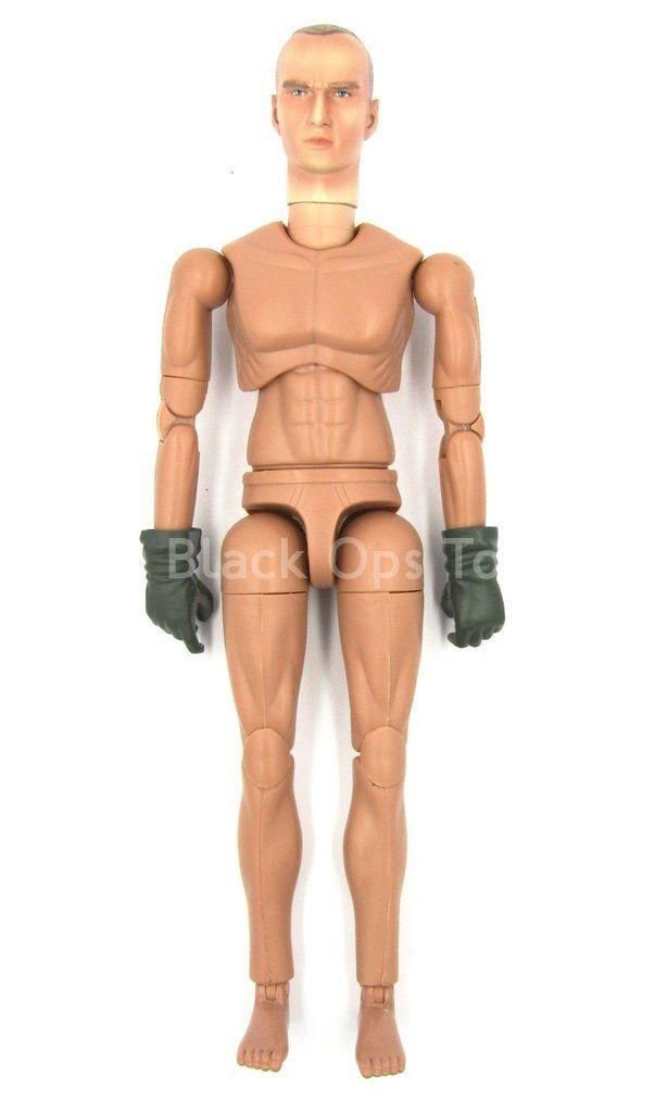 USMC - Expeditionary Unit - Male Base Body w/Head Sculpt