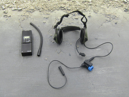 SMU Rescue Team Tandem Halo - Radio & Headset Set