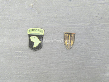 101st Airborne Division - Jennifer - Patch Set