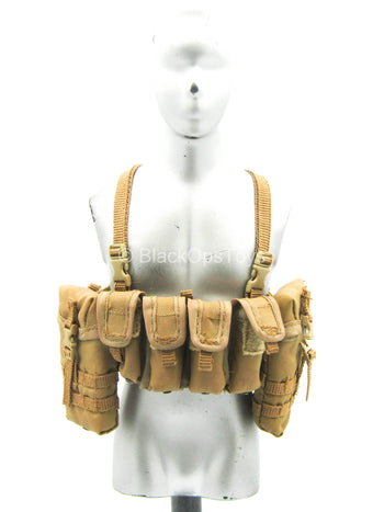 Special Force - Mountain Sniper - Coyote Tan Chest Rig