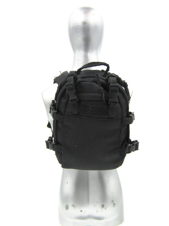 Female Special Forces - Black Backpack