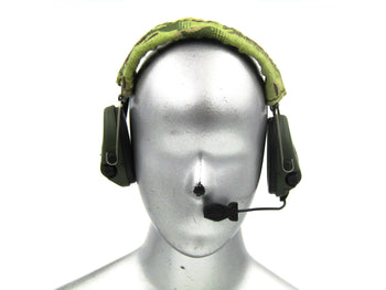 Female Special Forces - OD Green Headset