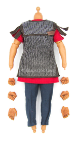Roman Aquilifer - Dressed Male Base Body w/Hand Set
