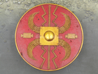 Roman Aquilifer - Red & Gold Like Shield