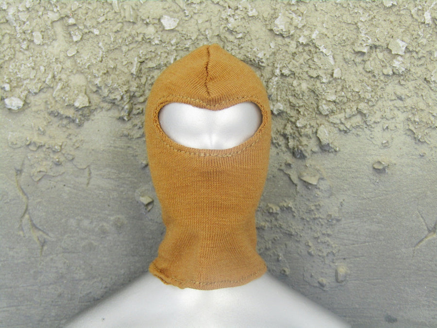 German Kommando - Red Orange Balaclava Mask