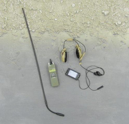 Green Wolf Gear GALAC-TAC Desert Raider Radio & GPS Set