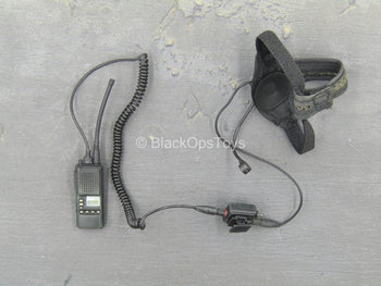 Special Force - Mountain Sniper - Radio w/Headset Type 1