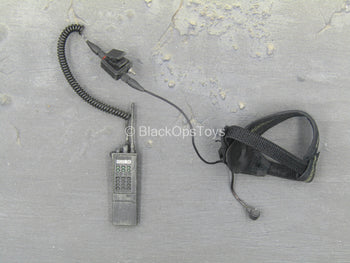GEAR - Black Radio w/Headset