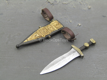 Roman Aquilifer - Metal Dagger w/Sheath