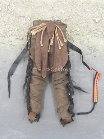 Lone Ranger - Tonto - Brown Accessorized Pants