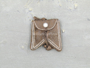 Lone Ranger - Tonto - Small Brown Pouch