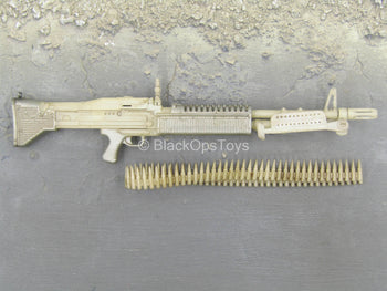 Vietnam - Adventure Kartel - Glow-In-The-Dark M60 Machine Gun
