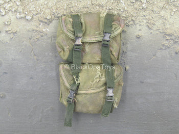 Vietnam - Adventure Kartel - Green Weathered Drop Leg Dual Utility Bags