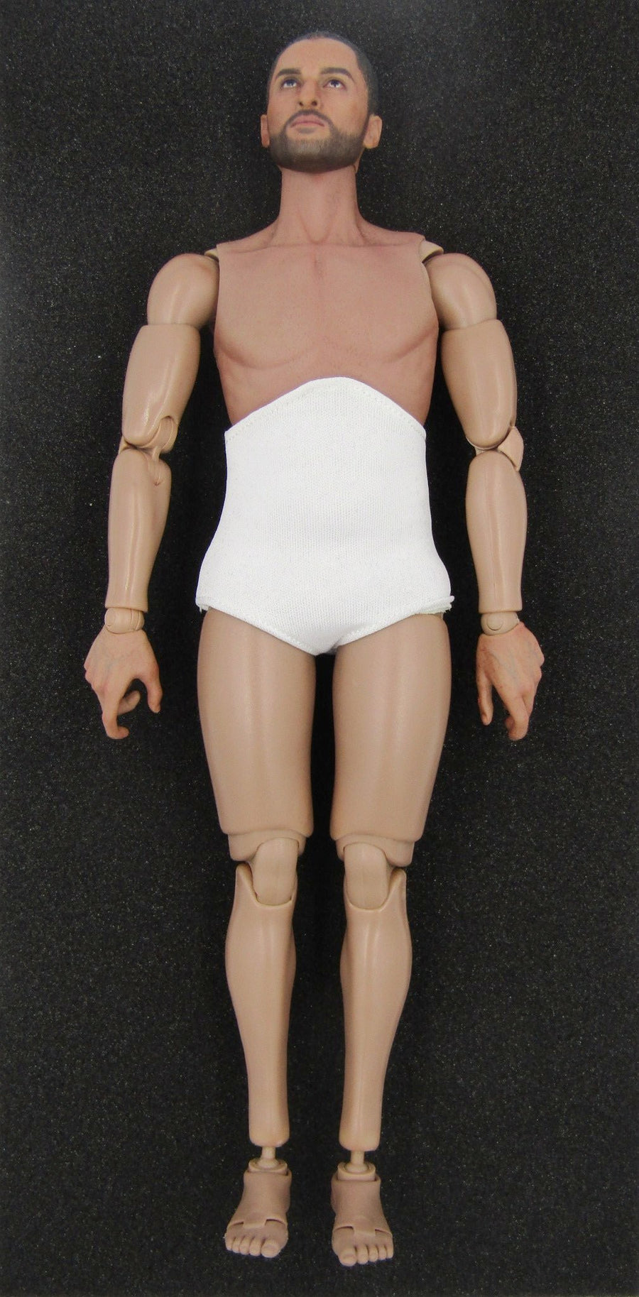 I.S.O.F. - Male Base Body w/Head Sculpt