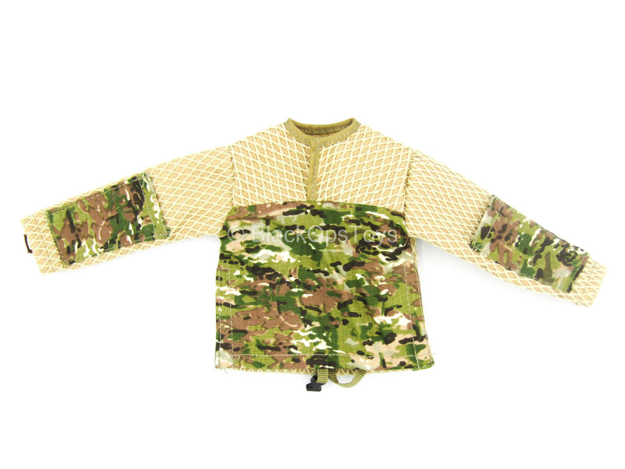 U.S. Marine Sniper - Multicam Ghillie Uniform Set
