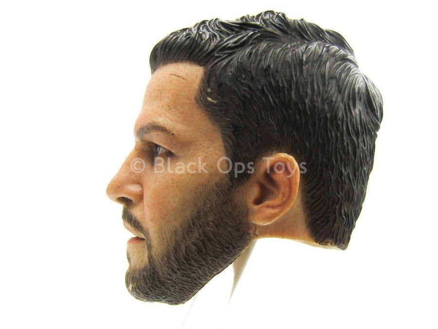U.S Navy Seal - Male Head Sculpt