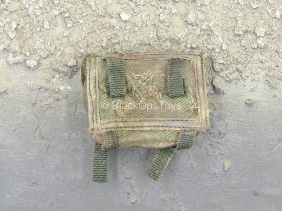 Vietnam - Adventure Kartel - Green Weathered Utility Bag