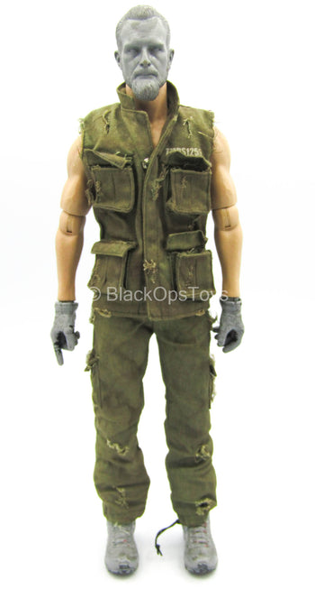 Vietnam - Adventure Kartel - Green Weathered Combat Uniform Type 2