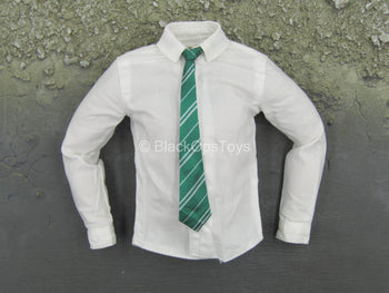 Harry Potter - Draco Malfoy - White Shirt w/Tie