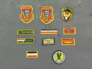 I.S.O.F. - Patch Set