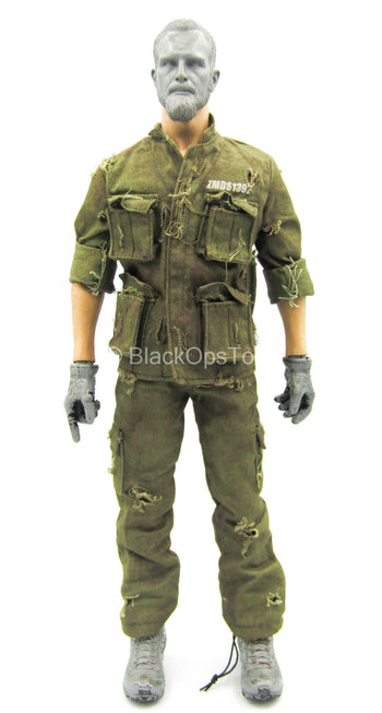 Vietnam - Adventure Kartel - Green Weathered Combat Uniform Type 3