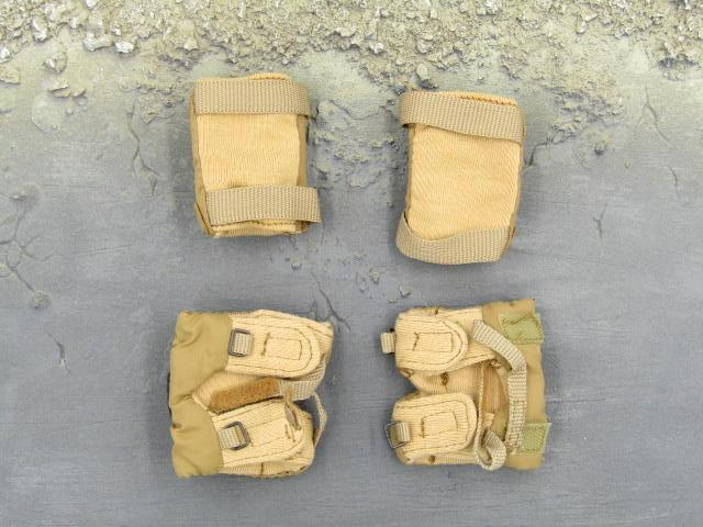 101st Airborne Division Automatic Rifleman Knee & Elbow Pads Set