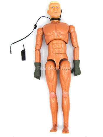 "U.S Navy Seal Team Six ""Rick"" - Male Base Body w/Head Sculpt"