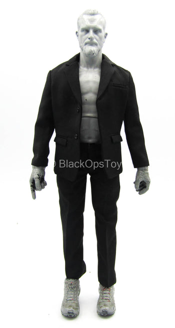 Harry Potter - Draco Malfoy - Teenage Size Black Suit Set