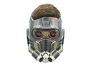 Guardians Of The Galaxy - Star Lord Head Sculpt
