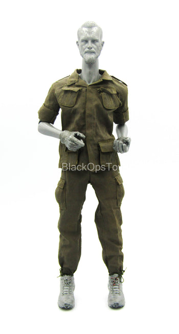 Platoon - Sargent Barnes - OD Green Uniform Set
