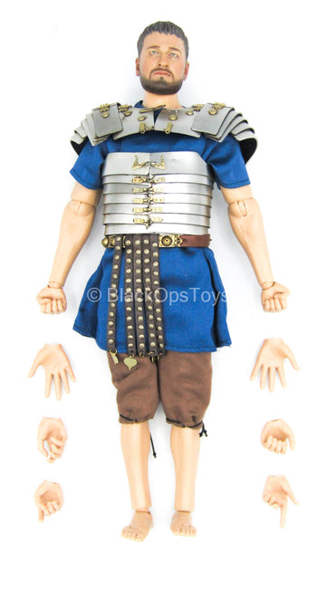 Total Rome - Roman Legionary - Male Dressed Body w/Head Sculpt