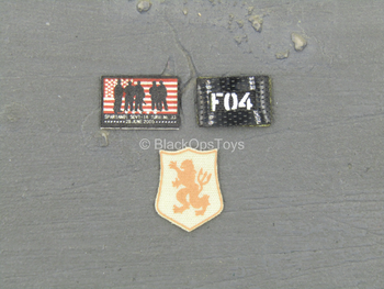 DEVGRU Gold Team - Patch Set
