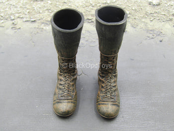 LOTR - Faramir - Brown Boots (Peg Type)