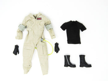 Ghostbusters Zeddemore Complete Bodysuit w/Gloved Hands & Foot Type Boots