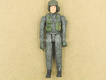 1/18 - Apache Pilot - Male Molded Dressed Body w/Helmet