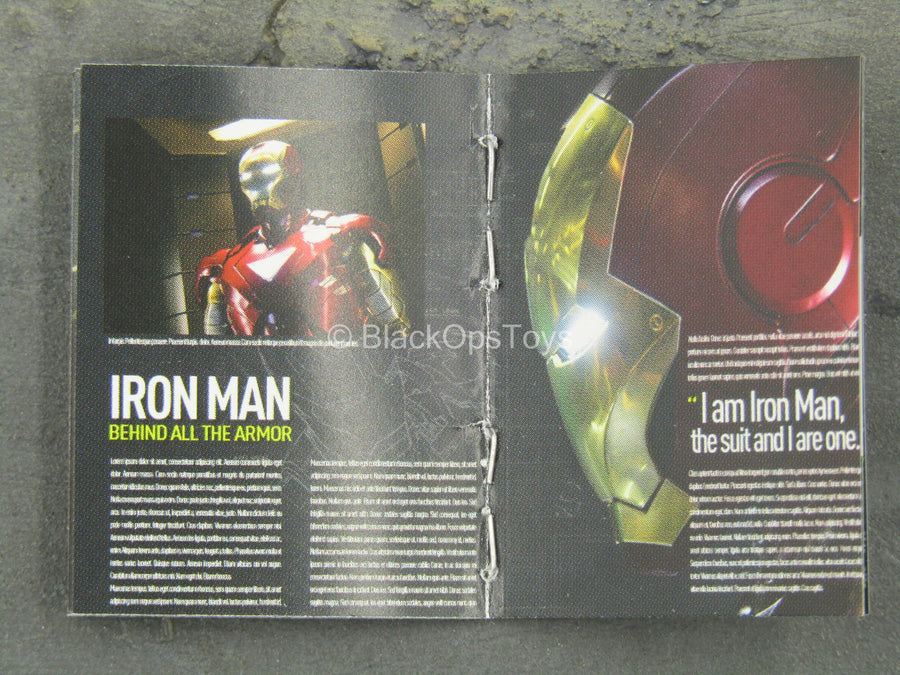 Iron Man 3 - Magazine (Type 1)